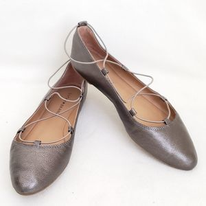 Lucky Brand Aviee Flats Size 10